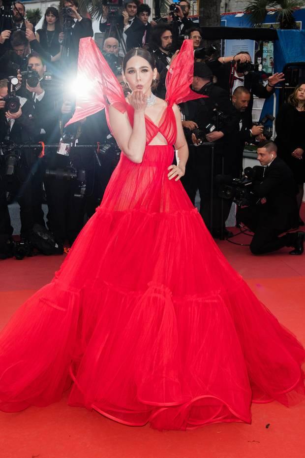 neuer & gebrauchter designer hochwertiges Design beliebt kaufen Filmfestspiele Cannes 2019: Die schönsten Looks vom roten ...