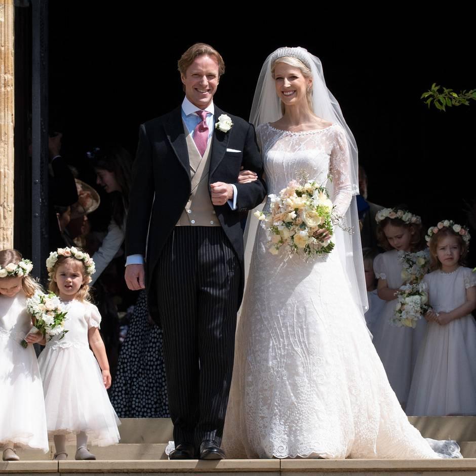 Alle Details ihres besonderen Brautlooks