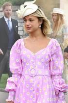 Die Hochzeitsgäste bei Lady Gabriella Windsors Hochzeit