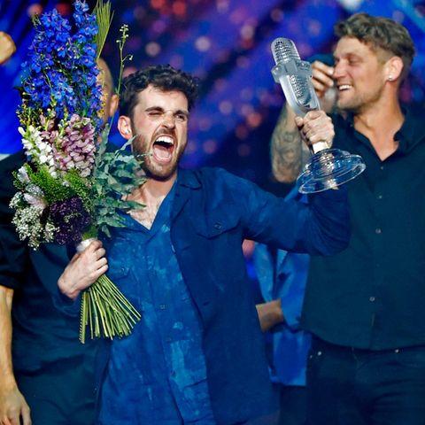2019 in Tel Aviv: Duncan Laurence ausden Niederlanden
