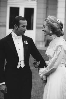 Auch ihre Mutter, Prinzessin Michael von Kent, trug das Schmuckstück am Tag ihrer Hochzeit mit Prinz Michael in Wien im Jahr 1978. Es war ein Hochzeitsgeschenk.