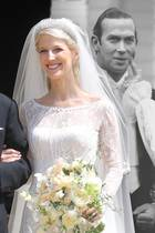 Tom Kingston und Lady Gabriella Windsor, Prinz Michael und Prinzessin Michael von Kent