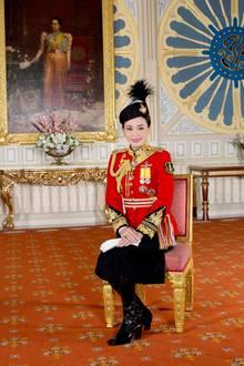 König Maha Vajiralongkorn: Rama X präsentiert der Welt und seiner Frau seine Geliebte