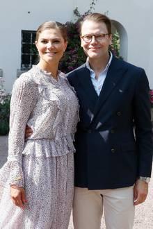 Prinzessin Victoria von Schweden und Prinz Daniel