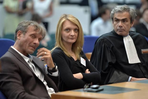 Rachel Lambert erkämpfte den Tod ihres Mannes vor Gericht.