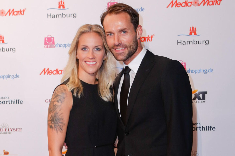 Melissa Hannawald und Sven Hannawald