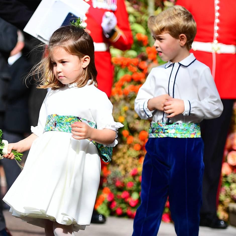 """Familie aus Neuseeland wählt ausschließlich """"königliche"""" Kindernamen"""