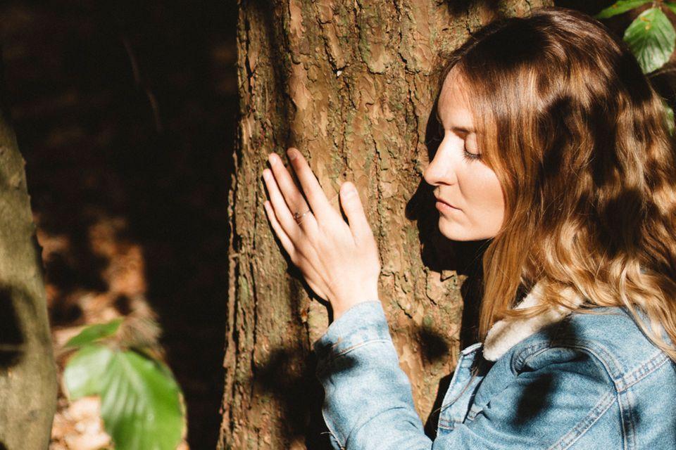 "Japanische Tradition ""Shinrin-Yoku"": Waldbaden: Was steckt hinter dem Wellnesstrend?"
