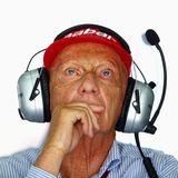 Für den Sender RTL ist Lauda bis zum Saisonende 2017 als Experte und Co-Moderator von Formel-1-Sendungentätig.
