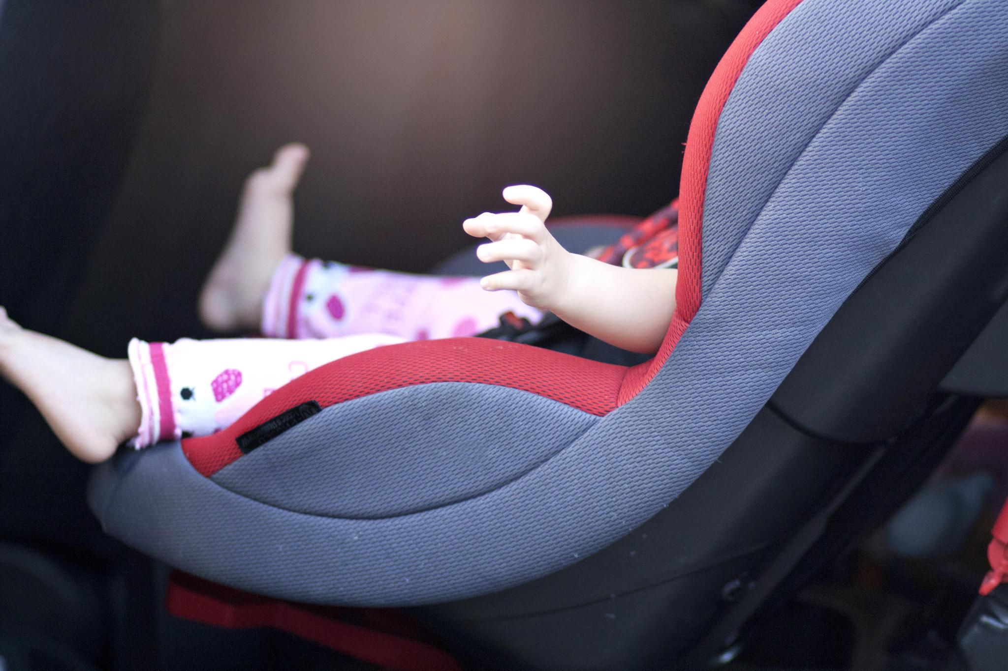 In Hamburg haben Eltern ihr neugeborenes Baby im Taxi vergessen (Symbolbild).