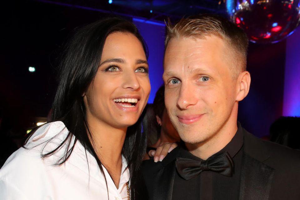 Amira Aly + Oliver Pocher