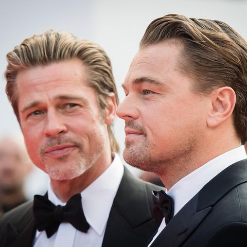 Brad Pitt, Leonardo DiCaprio