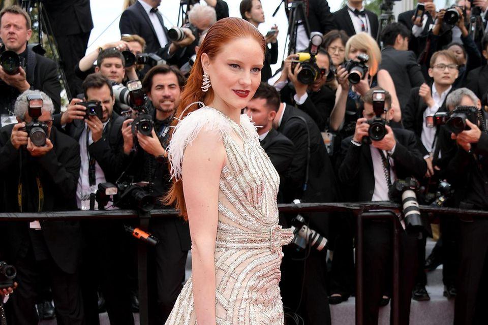 Von den Golden Globes in Beverly Hills bis zu den Filmfestspielen in Cannes - heute steht Barbara Meier auf den bedeutendsten Red Carpets der Welt.