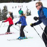 Die niederländische Königsfamilie genießt jeden Winter die Skiabfahrt im österreichischen Lech. Auch noch nach dem tragischen Lawinenunfall von Prinz Friso im Februar 2012, dem langen Koma und seinem Tod im August 2013.