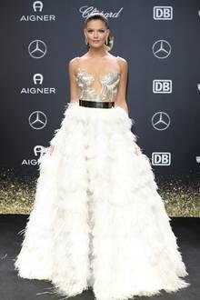 Auch vier Jahre nach ihrem Sieg steht Vanessa Fuchs noch immer in der Öffentlichkeit. Sie ist mittlerweile ein Vollprofi auf dem Red Carpet und stiehlt so manchem Star die Show. Immer wieder beweist sie, was sie für eine Schönheit ist und welch tollen Style sie hat.