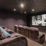 """Ob sich die Schauspielerin in ihrem privaten Kino auch die """"Sex And The City""""-Filme angeschaut hat?"""