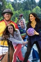 Königliche Fitness: Die Royals beim Sport