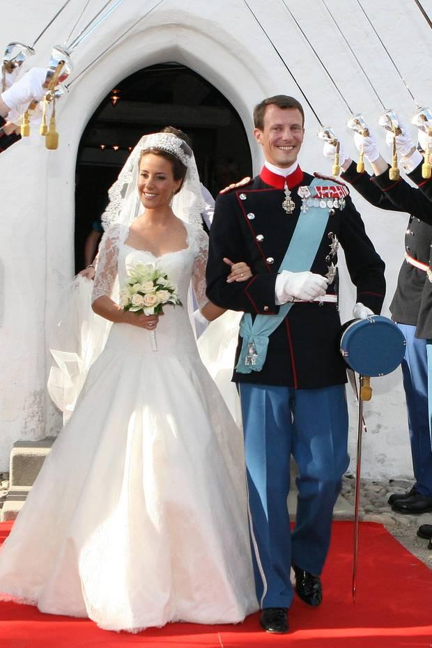 Am 24. Mai 2008 heiratet Prinz Joachim die Französin Marie Cavallier. Es ist bereits die zweite Ehe für den dänischen Prinzen.