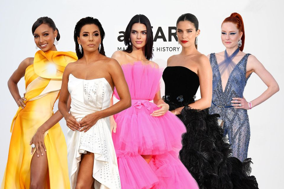 amfAR-Gala 2019: Die Tops und Flops vom Glamour-Event an der Côte d'Azur