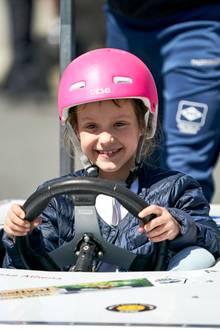 """16. Mai 2019  """"Das war richtig lustig, denn es war mein allererstes Rennen"""", sagt die Siebenjährige strahlendzumdänischen Magazin """"Billed Bladet""""."""