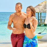 24. Mai 2019  Bachelor Andrej + Jennifer zeigen sich total verliebt unter Palmen. Derzeit erholt sich das junge Liebesglück auf Jamaika und genießteinen absoluten Traumurlaub.