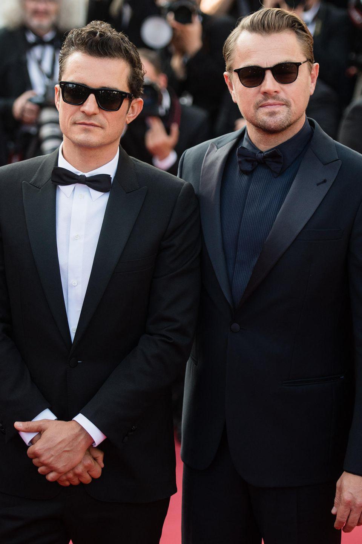 Orlando Bloom, Leonardo DiCaprio