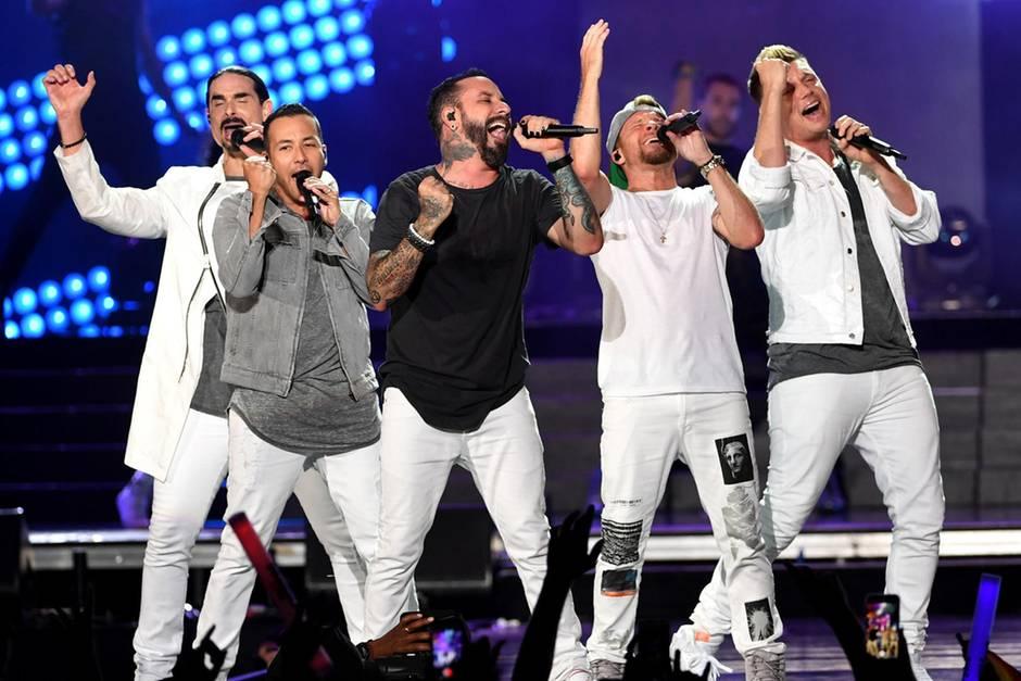 Backstreet Boys: Baby-Überraschung auf Instagram