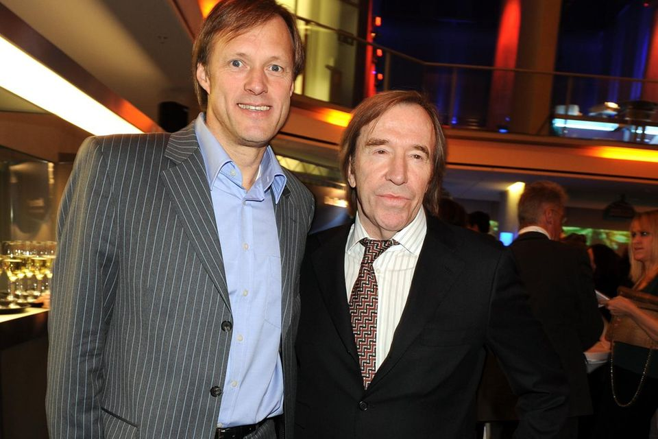 Gerhard Delling, Günter Netzer