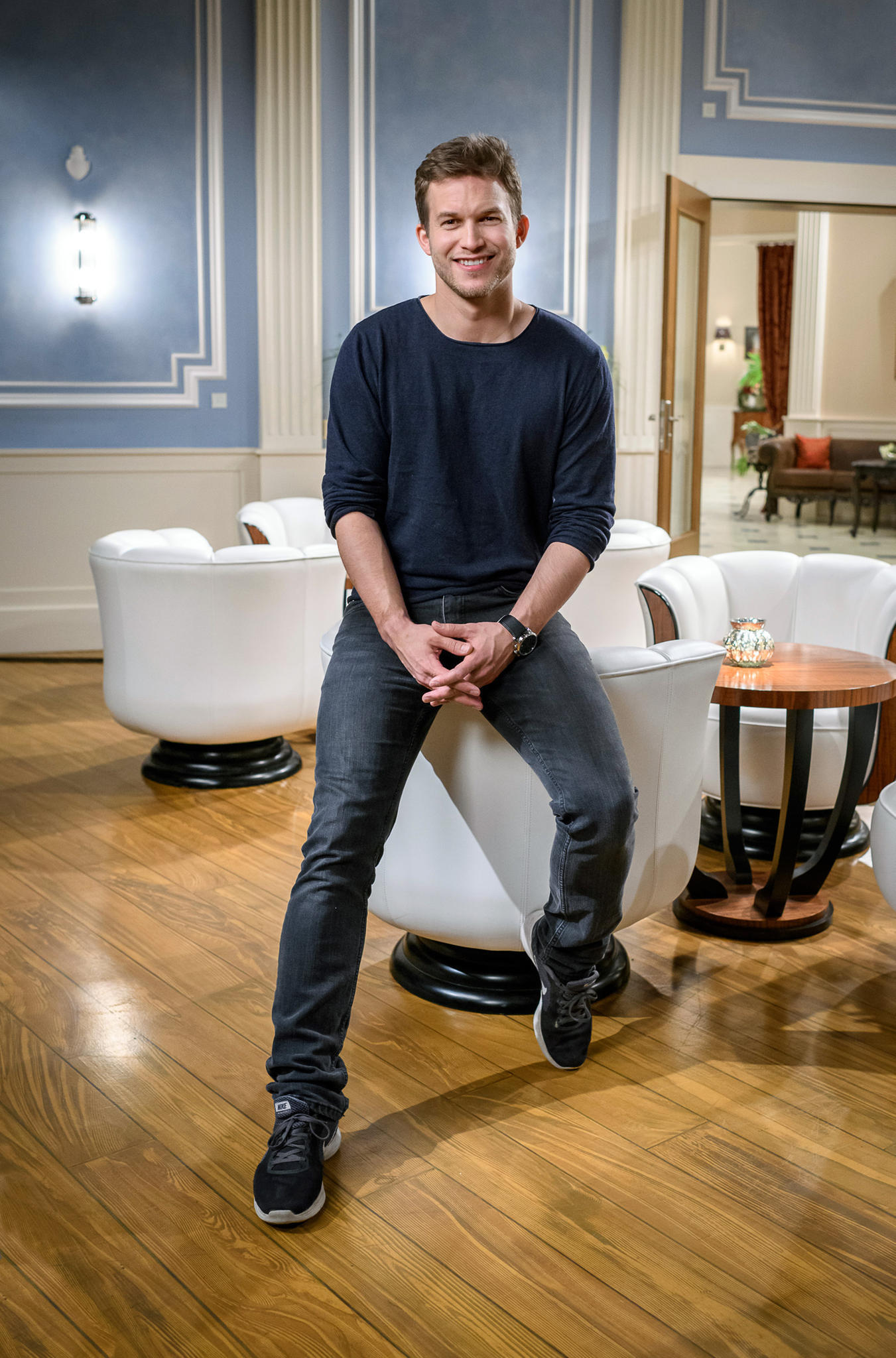 """Sturm der Liebe""-Schauspieler Florian Frowein"