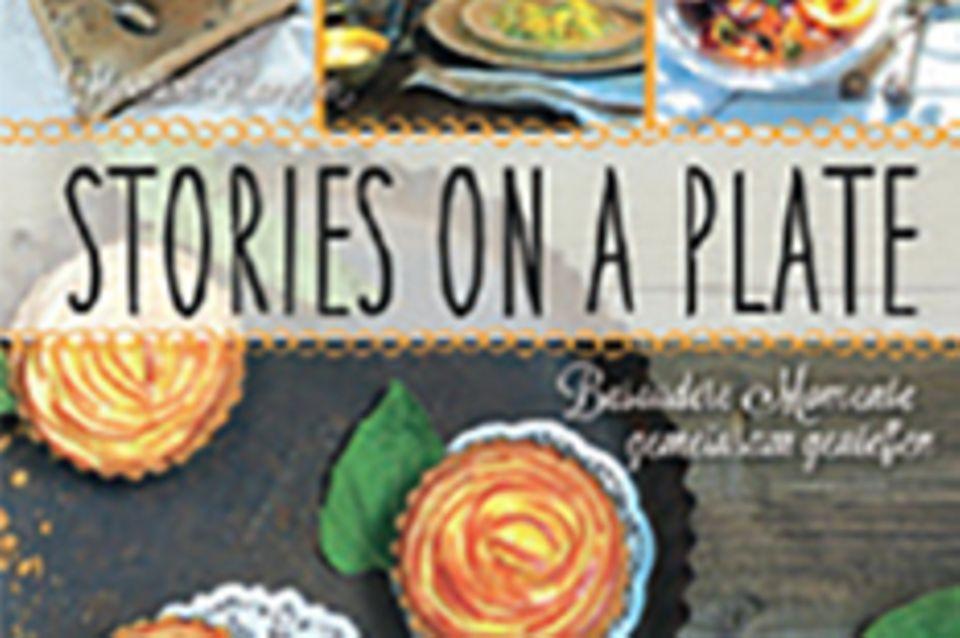 """Food-Bloggerin Florentina Klampferer präsentiert Rezepte und Menüs für jede Jahreszeit. Snacks für Film- und Spieleabende oder romantische Dinner-Ideen machen Lust auf mehr Zeit mit den Liebsten. (""""Stories on a Plate"""", Pichler Verlag, 224 S., 19,90 Euro)"""