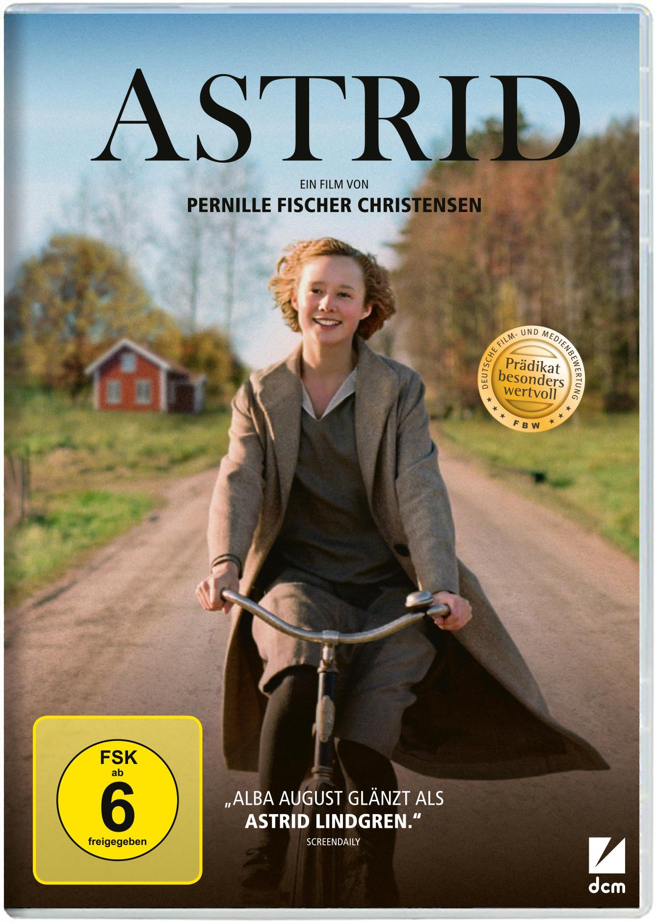 Astrid - ab dem 24. Mai 2019 auf DVD, Blu-ray & digital zu kaufen.