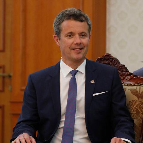 Kronprinz Frederik von Dänemark