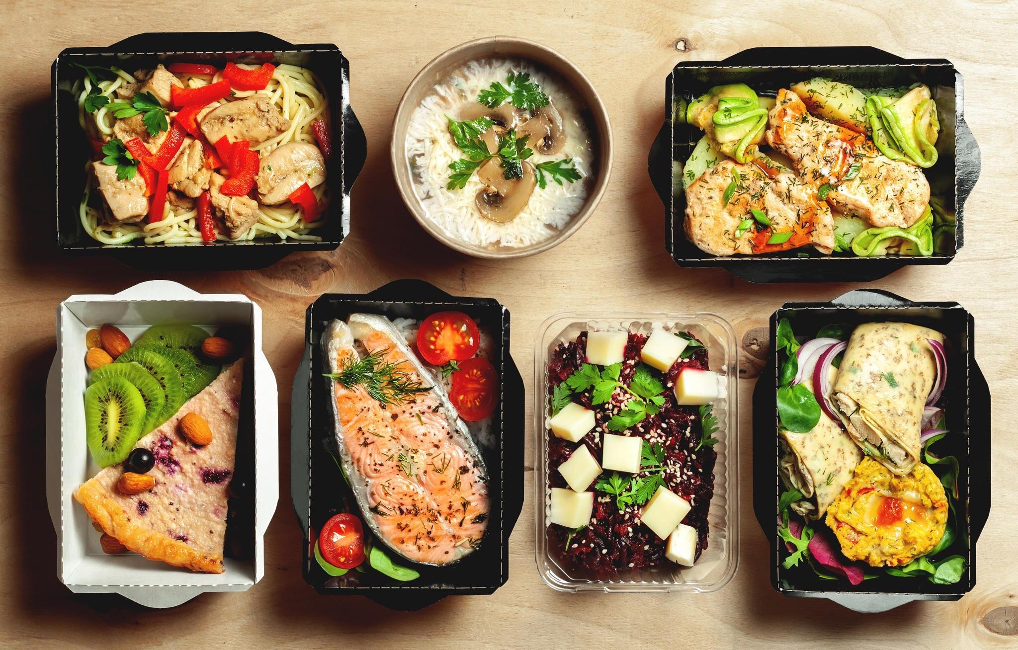 Wieviele Mahlzeiten pro Tag sollte man beim Abnehmen zu sich nehmen?