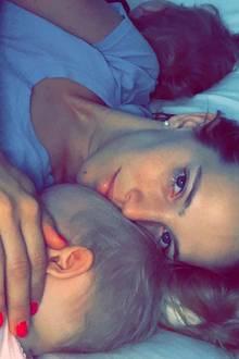 27. Mai 2019  Kuscheln mit den Kids! Luisana Lopilato, die Ehefrau von Superstar Michael Bublé postet normalerweise so gut wie nie Bilder ihrer Kinder. Diese morgendlichen Bett-Selfies mit Töchterchen Vida und dem dreijährigen Elias Bublé sind deswegen eine zuckersüße Überraschung.