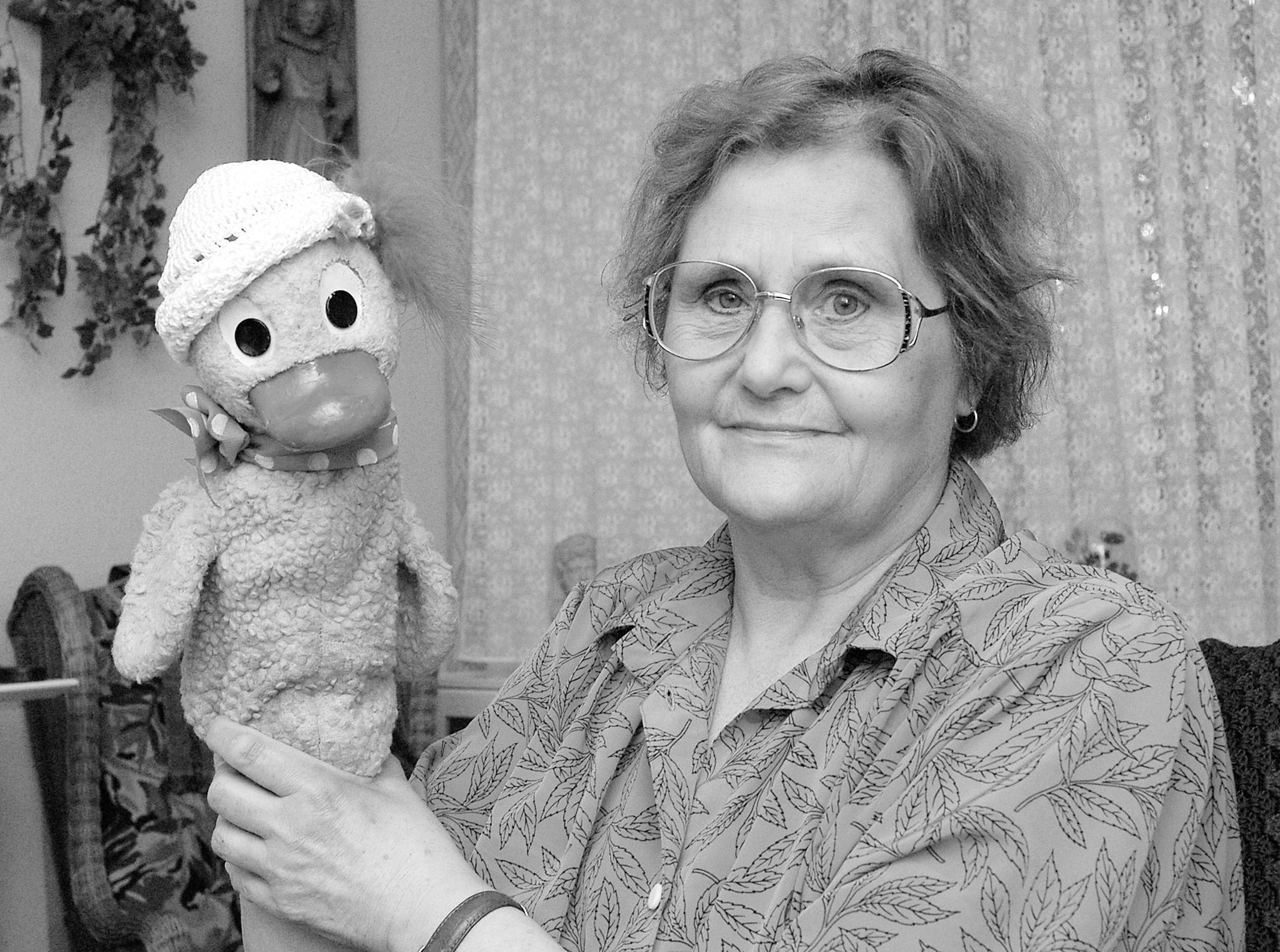 """""""Schnatterinchen""""-StimmeFriedgard Kurze ist gestorben"""