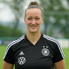 Almuth Schult  Position: Torwärtin  Verein: VFL Wolfsburg  Beruf: Studium Sport und Leistung im Master