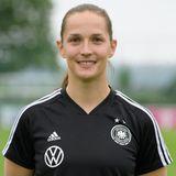 Laura Benkarth   Position:Torwärtin  Verein: FC Bayern München  Beruf: Hauptberuflich Fußballerin