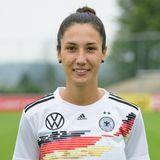 Sara Doorsoun   Position:Abwehr  Verein: VFL Wolfsburg  Beruf: Abgeschlossene Ausbildung zum Büromanagement + Abgeschlossenes Studium Soziale Arbeit