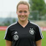 Lisa Schmitz   Position: Auf Abruf  Verein: 1. FFC Turbine Potsdam  Studium: Sportmanagement und Kommunikation