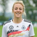 Carolin Simon   Position:Abwehr  Verein: SC Freiburg  Beruf: Sport- und Fitnesskauffrau