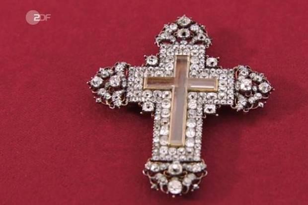 """Das Reliquienkreuz aus """"Bares für Rares"""""""