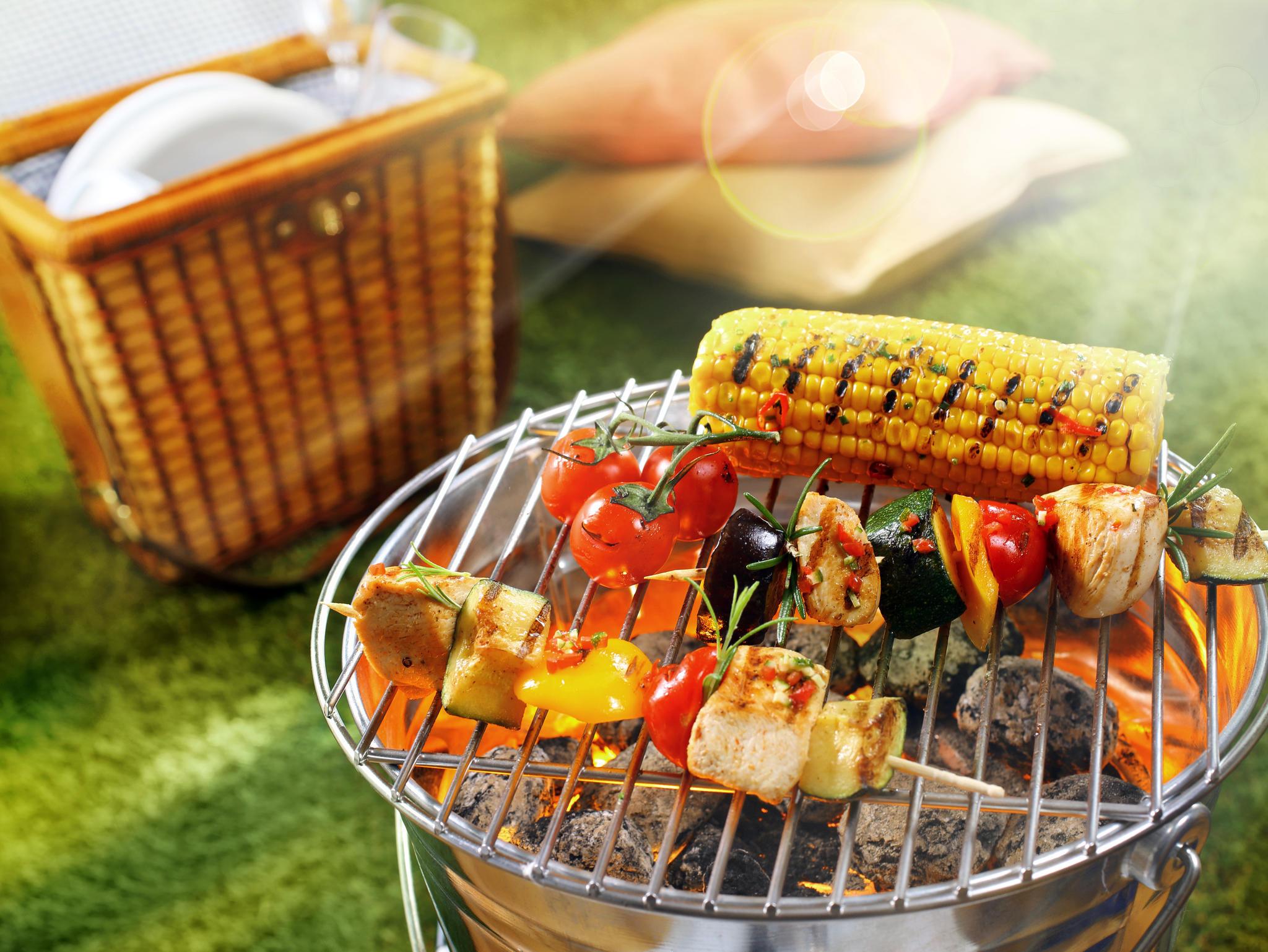 Lidl erweitert das Grill-Sortiment für Vegetarier und Veganer.