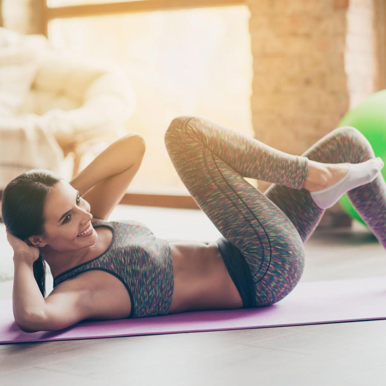 Bauch weg Training, Bauch weg Übungen, Bauch Übungen, Workout, Fitness
