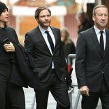"""Schauspieler Daniel Brühl hatte eine ganz besondere Beziehung zu Niki Lauda: 2013durfte erim Biopic """"Rush - Alles für den Sieg"""" die Rennlegende verkörpern."""