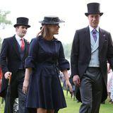31. Mai 2019  Prinz William und seine Cousine, Prinzessin Eugenie, sind Stammgäste auf den Gartenpartys ihrer Großmutter.
