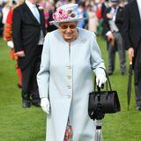 21. Mai 2019  Neues Jahr, neue Party: Queen Elizabeth bei der alljährlichen Gartenparty des Buckingham Palastes.