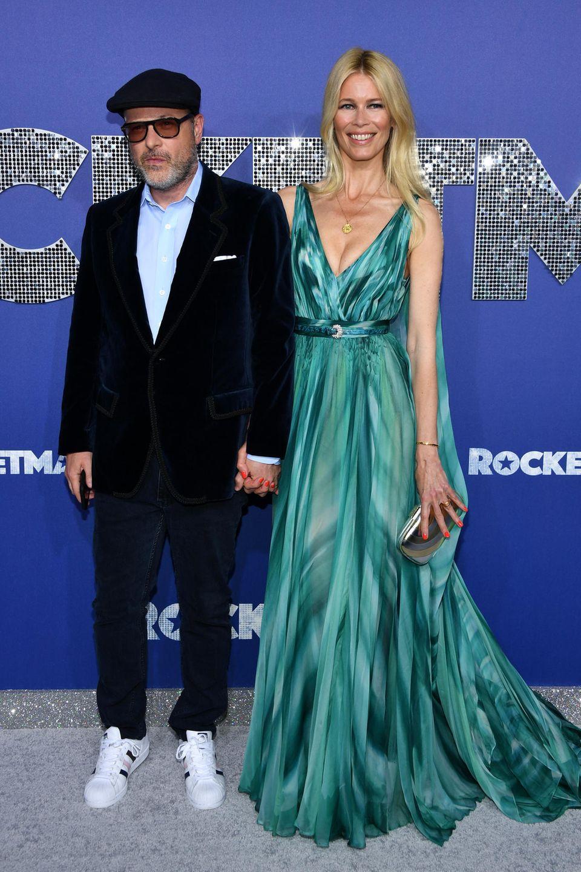 Matthew Vaughn,Claudia Schiffer