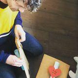 "Nazan Eckes versendet via Instagram liebe Vatertagsgrüße an alle ""Superdaddys"" ..."