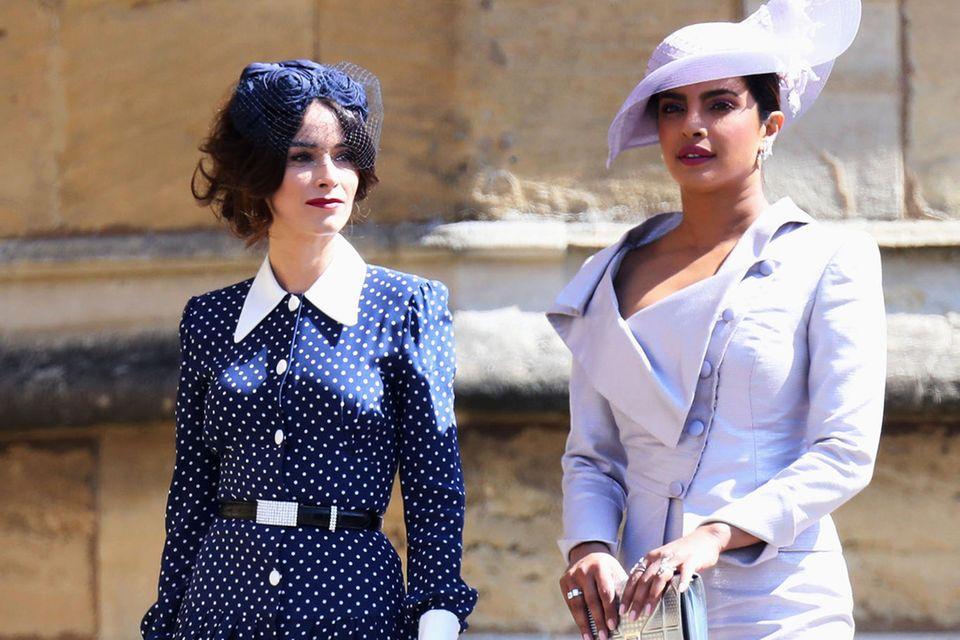 Abigail Spencer, Priyanka Chopra