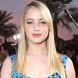 """Januar 2011  Superblond startet Jennifer Lawrence in das neue Jahr, in dem sie zum ersten Mal in """"X-Men"""" mitwirkt."""
